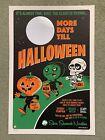 Halloween 3 John Carpenter Season Of The Witch Print Poster Mondo Dave Perillo