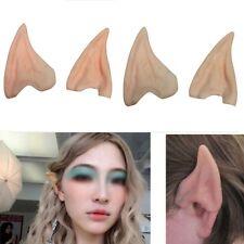 Halloween Costume Ear Tips Elf Fairy Hobbit Vulcan Spock Alien Cosplay 2017 New