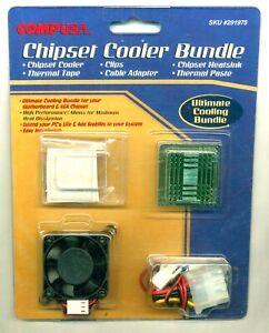 COMP USA CHIPSET COOLER BUNDLE 291975 - 841808000850  OS