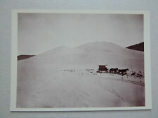 Sand Dune Near Sand Springs (Nevada), 1868 B&W Photo by Timothy O' Sullivan
