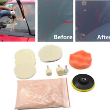 Car Glass Polishing Scratch Removal Windshield Front Rear Window Polished Tool