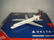 "Gemini Jets 400 Delta Connection ExpressJet Airlines CRJ-700 ""2007s color"" 1:400"