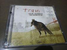 CD - TRAIN SAVE ME SAN FRANCISCO - DISCS LOOK NEW, FREE POST