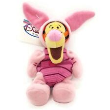 "Disney Store Tigger as Piglet Bean Bag Plush 8"" Stuffed Animal Halloween Toy"