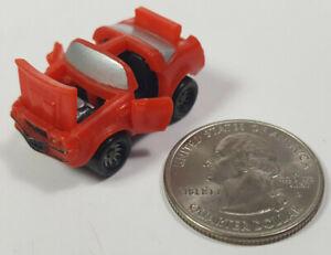 Deluxe Camaro Z-28 Red Galoob Micro Machines Rare Vintage