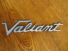 Original Chrysler Valiant VJ VH VK car badge