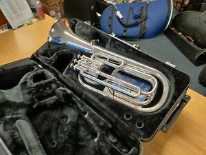 Yamaha YBH-301S Intermediate Baritone Horn (fully serviced, excellent condition)