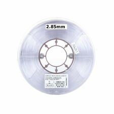 eSUN 3D 3mm PETG Natural Filament 1kg (2.2lb), PETG 3D Printer Filament, Actu...