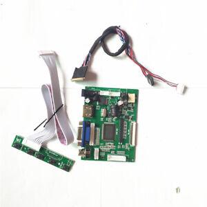 "Fit N133BGE LED 13.3"" 2AV HDMI VGA 40Pin LVDS 1366*768 display controller board"