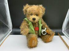 Hermann Teddy Bär 38 cm. Limitiert. Unbespielt. Top Zustand