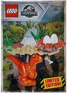 LEGO® Jurassic World Figure Fallen Kingdom, Baby Raptor, Nest Foil Pack 121801