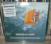 FABRIZIO DE ANDRE - NON AL DENARO, NON ALL'AMORE NE .. - NUMBERED - MINI LP - CD