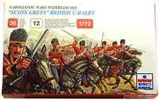 "ESCI ERTL # 217 - 1/72 scale 1815 ""Scots Greys"" British Cavalry - mint boxed set"