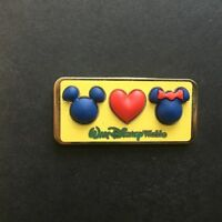WDW - Mickey Mouse Loves Minnie Mouse Disney Pin 30931