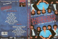 loverboy live in vancouver 1983 & the videos 2 dvd set led zeppelin foreigner