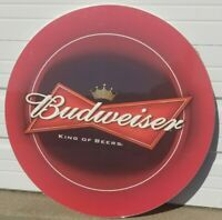 Budweiser King Of Beers Bowtie Table Top Never Installed