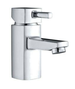 Sophie Square Bathroom Taps, Basin Mixer Taps, Bath Filler & Bath Shower Taps