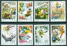 VR. China 1979 Nr. 1555 – 1562 postfrisch **  MNH