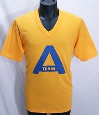 Vintage 80s A Team # 2 Jersey T Shirt Large Soft Thin 50/50 V Tee