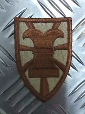 Genuine US Military or NATO Embroidered Insignia Patch / Sew on Badge UMBA17