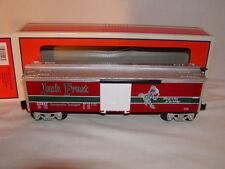 Lionel 6-25947 North Pole Express Jack Frost Reefer O 027 MIB Christmas New 2013