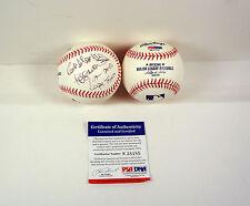 DESMOND TUTU ARCHBISHOP SOUTH AFRICA SIGNED AUTOGRAPH MLB BASEBALL PSA/DNA COA