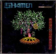 THE SHAMEN - Axis Mutatis (Limited Edition 2 CD Import, 1995, One Little Indian)