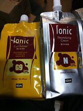 IDA G9 Ionic HAIR STRAIGHTENING CREAM
