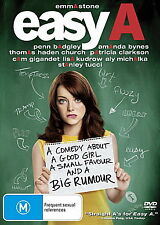 Easy A - NEW DVD