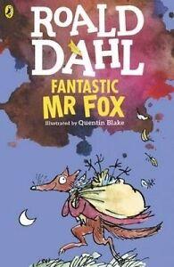 Fantastic Mr Fox by Roald Dahl (Paperback, 2016)