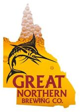 STICKER Great Northern Brewing Co BUMPER STICKER FREE POST Beer QLD State