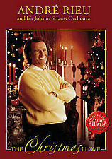 Andre Rieu - The Christmas I Love (DVD, 2011)