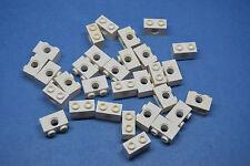 LEGO 30 Technik Technic Lochstein Lochbalken 1x2 3700 370001 weiß | white brick