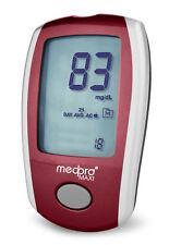 Medpro Maxi Misuratore Glicemia Aggiungi Incl. 60 Strisce Reattive - Neu + Conf
