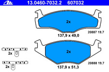 Bremsbelagsatz Scheibenbremse - ATE 13.0460-7032.2