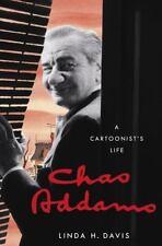 Charles Addams:A Cartoonist's Life-Linda Davis-2006-HB Signed-The Addams Family