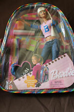 Mattel SCHOOL COOL BARBIE (2002) NRFB B1595 (8D)