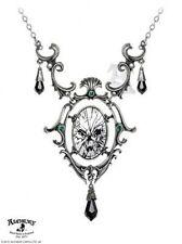Alchemy Gothic Halskette Catoptrauma Necklace Gothic Schmuck