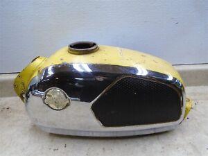 DKW 125 MOTOCROSS HORNET MC125 Gas Fuel Tank 1972 RB-119 JS