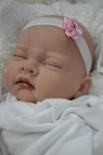 STUNNING REBORN SOFIA SCULPT - LITTLE BALDIE - BABY GIRL DOLL - NUBORNZ NURSERY
