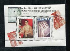Philippines 2692, MNH. Sheer Realities:  Clothing & Power in the 19th Century Ph