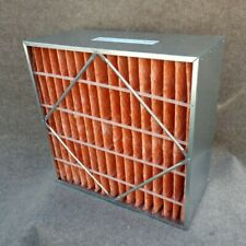 Rigid Cell Air Filter, 24x24x12, MERV 11, Fiberglass , box cartridge