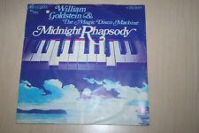 "William Goldstein & the mgic discoteca Machine-Midnight Rhapsody - 7"" 1976 MOLTO RARO"