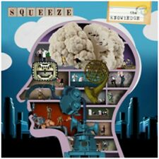 Squeeze - The Knowledge - New CD Album - Pre Order - 13th October