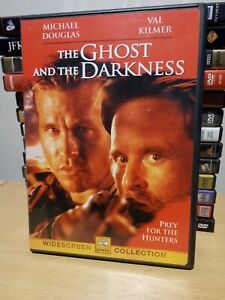 The Ghost And The Darkness DVD US Release Region 1