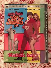 Austin Powers The Spy Who Shagged Me DVD Widescreen NEW Sealed