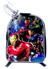 Marvel Avengers Boys Kids School Backpack Book Bag Superheroes Toy Thor Iron Man