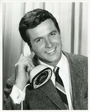 MARK GODDARD SMILING ERICOFON PORTRAIT THE DETECTIVES ORIGINAL 1960 ABC TV PHOTO