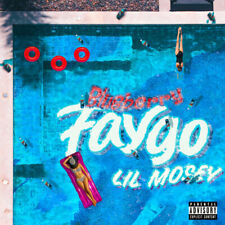 For Lil Mosey Blueberry Faygo Music Album Poster HD Canvas Print