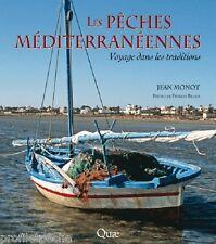 Livre les Peches Méditerranéennes